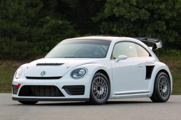 Volkswagen Beetle GRC Unveiled; Outputs 544 BHP
