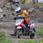 Gulf Monsoon Scooter Rally 2014: Report and Results