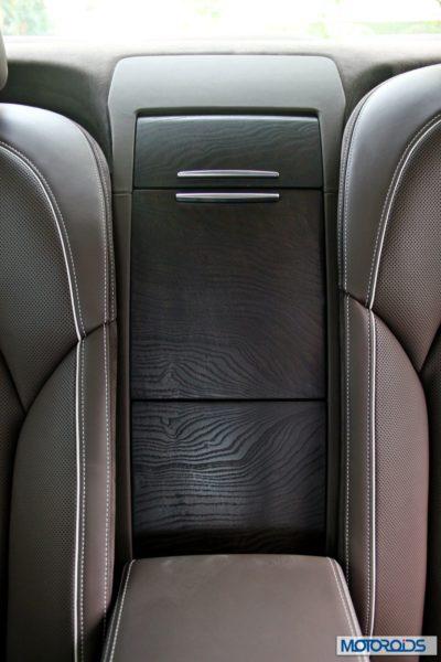 2014 Audi A8L interior (23)