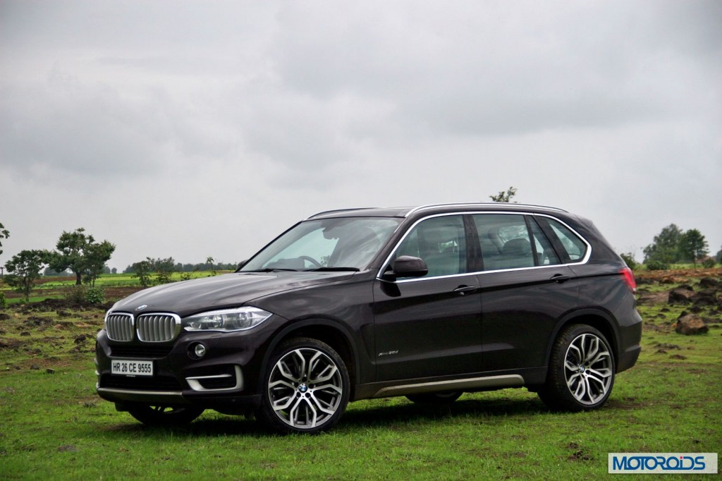 2014 BMW X5 xDrive 30d India review (1)