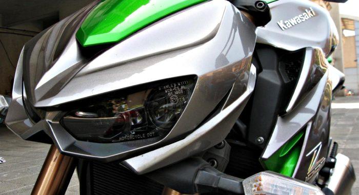 Sugomi Slash: 2014 Kawasaki Z1000 Ride Review