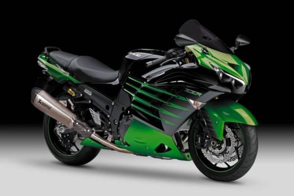2014 Kawasaki ZZR 1400 Performance Sport Edition