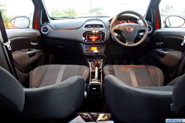 2014 Fiat Punto Evo India Review 1 4 Petrol 1 3 90 Hp