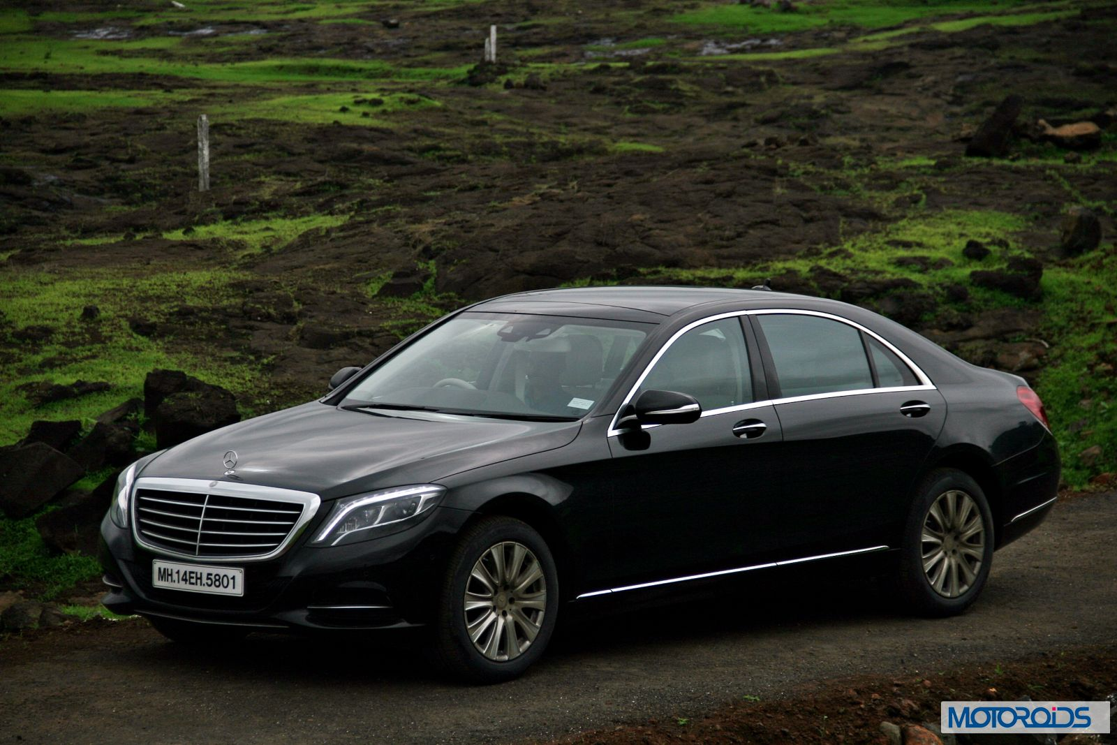 2014 S Class S350 CDI India review