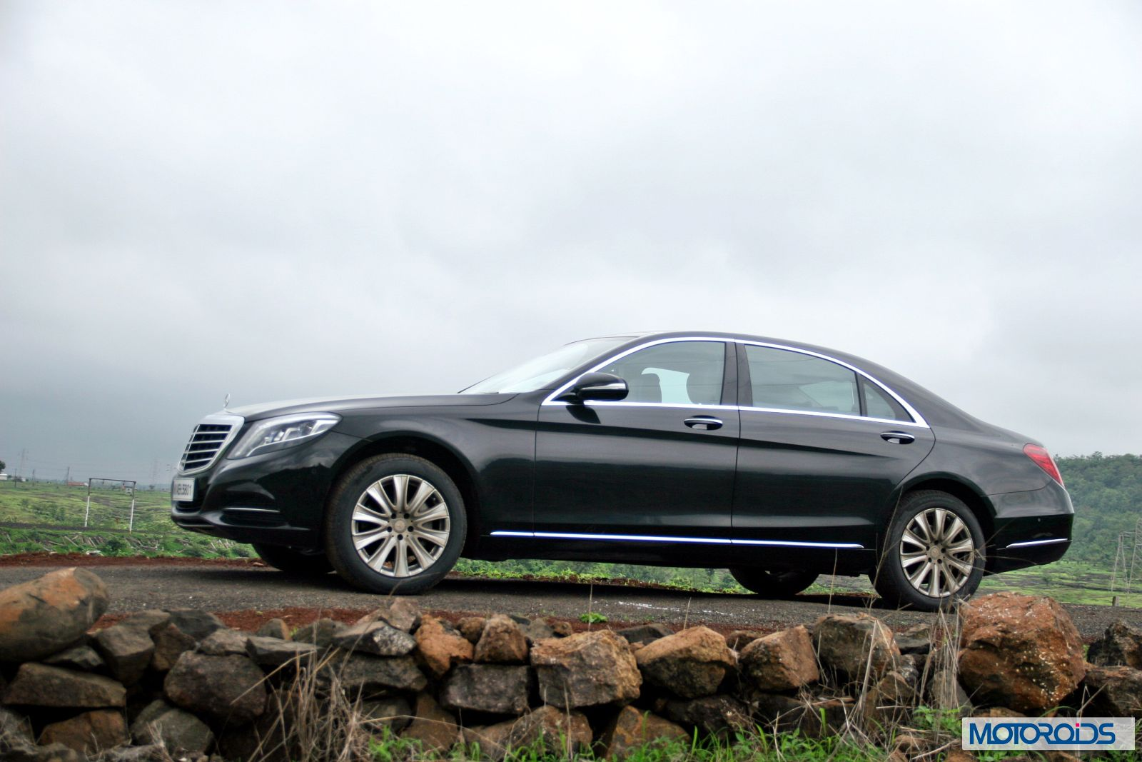 2014 S Class S350 CDI India review (4)