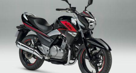 2014 Suzuki Inazuma Special Edition