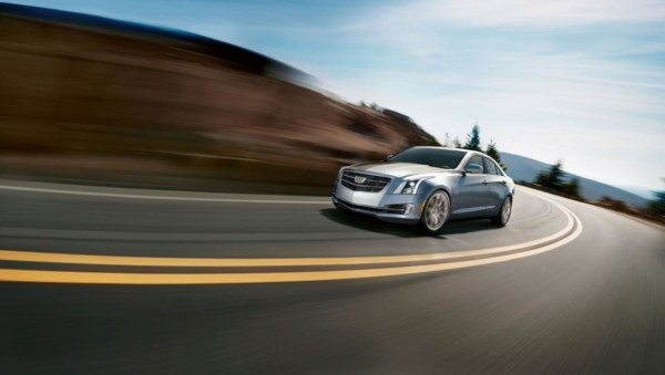 New 2015 Cadillac ATS sedan Officially Unveiled