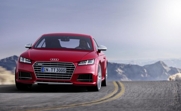 New 2015 Audi TT & TT S Pricing Announced for Germany