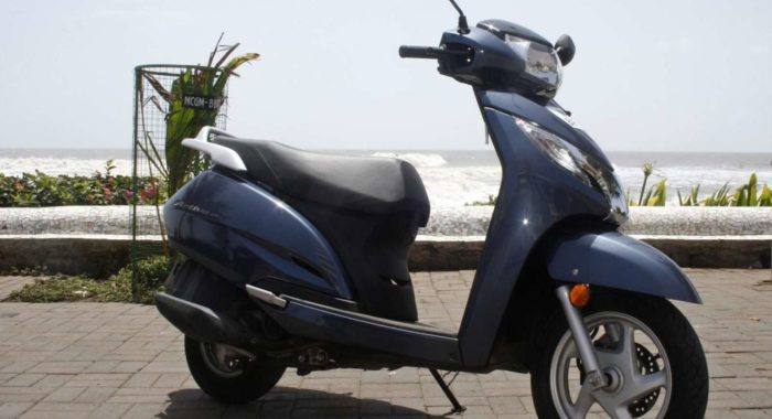 2014 Honda Activa 125 Review: Vision over Visibility