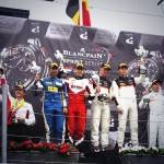 Armaan Ebrahim scores another podium in the FIA GT Series