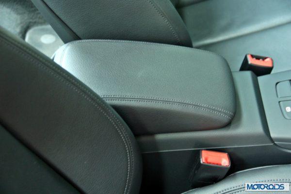Audi A3 35 TDI interior (13)