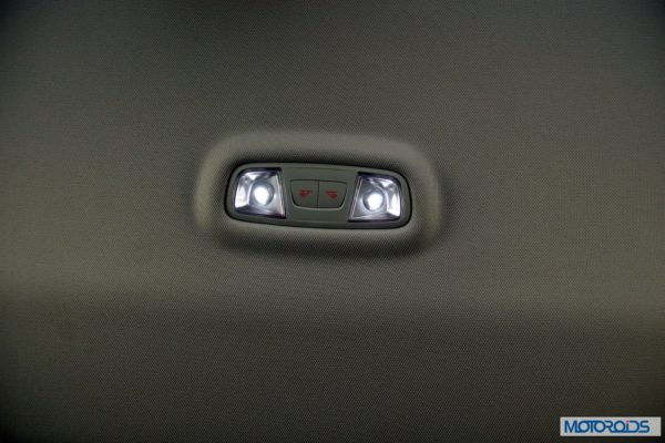 Audi A3 35 TDI interior (21)
