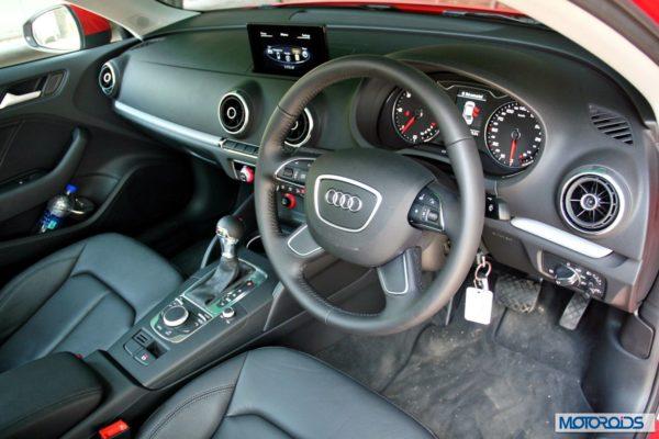 Audi A3 35 TDI interior (24)