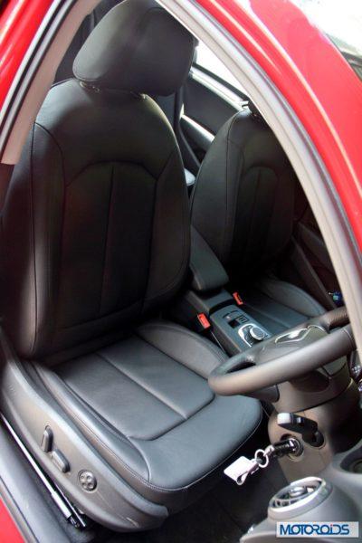 Audi A3 35 TDI interior (25)