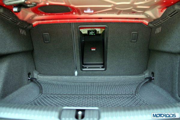 Audi A3 35 TDI interior (31)