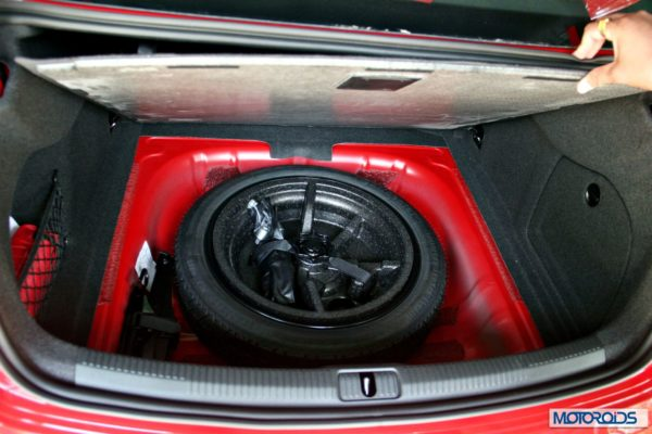 Audi A3 35 TDI interior (32)