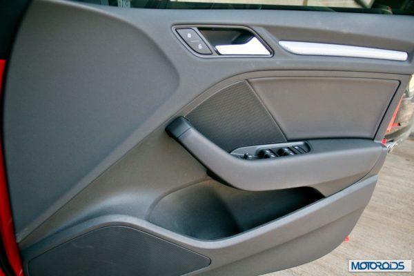 Audi A3 35 TDI interior (5)