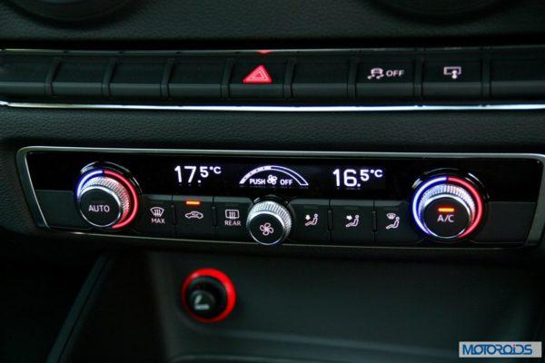 Audi A3 35 TDI interior (8)
