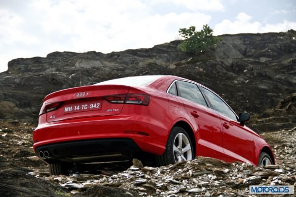 Audi A3 India review red (16)