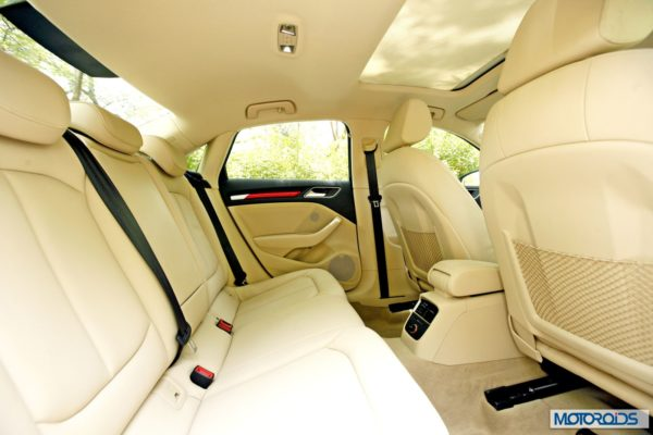 Audi A3 review beige interior (1)