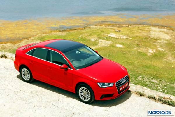 Audi A3 sedan India (1)