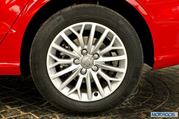 Audi A3 sedan India (15)