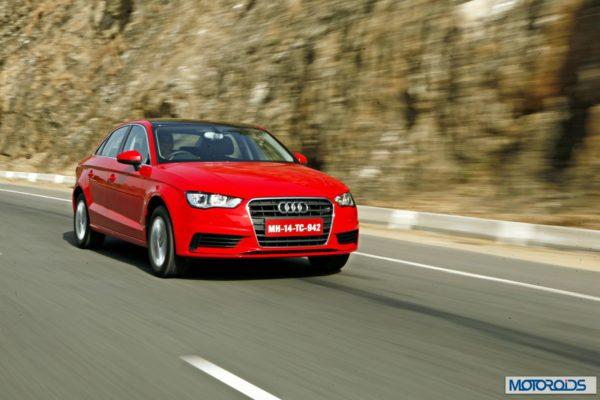 Audi A3 sedan India (2)