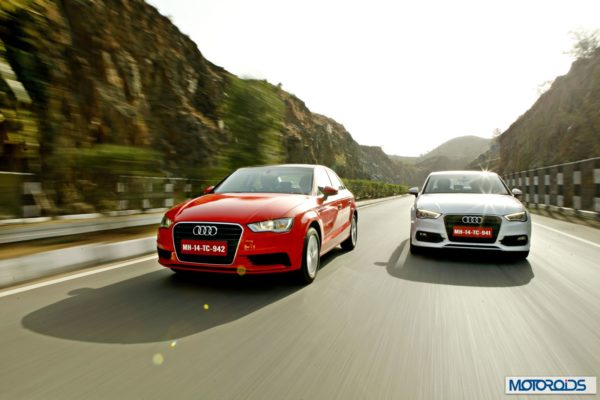 Audi A3 sedan India (3)