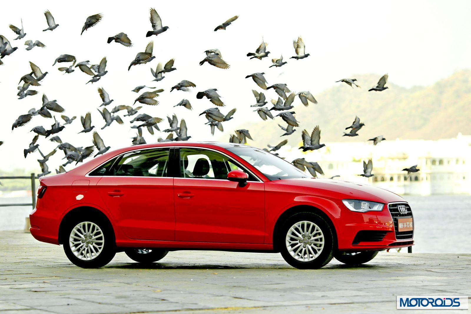 Audi A3 35 Tdi 2 0 Tdi Sedan India Review Compact Cult Motoroids