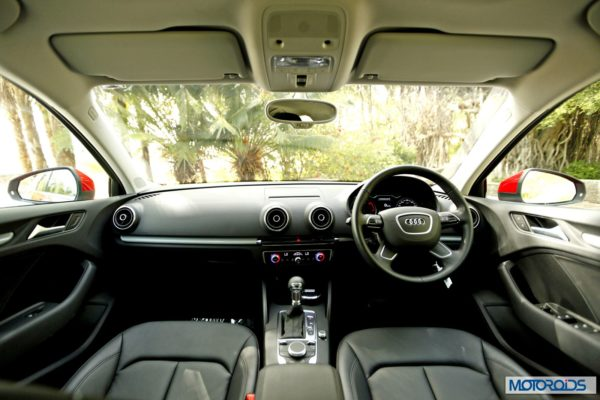 Audi A3 sedan India (5)