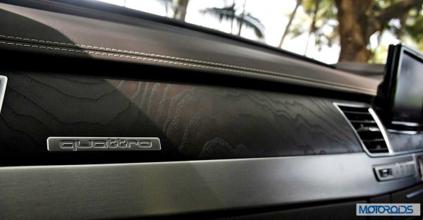 Audi new A8 L India images (9)