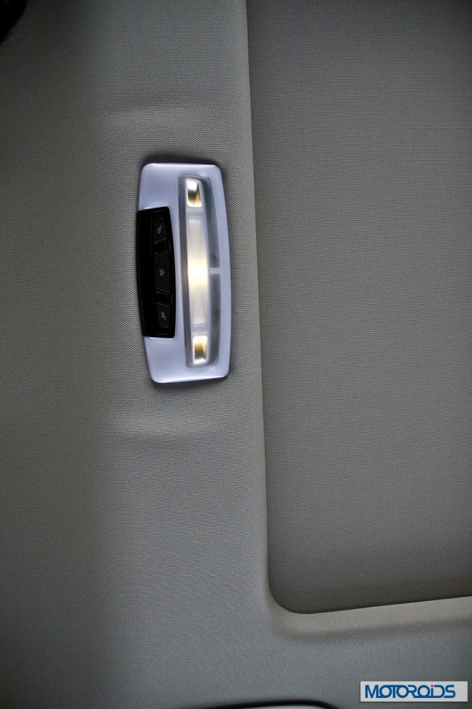 BMW 3 series GT 320d interior (29)
