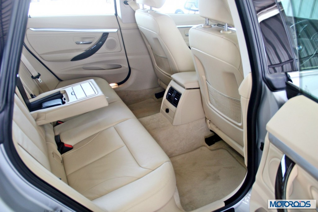 BMW 3 series GT back seat (2)