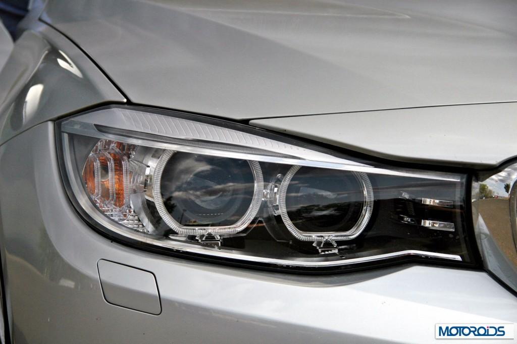 BMW 3 series GT headlamps
