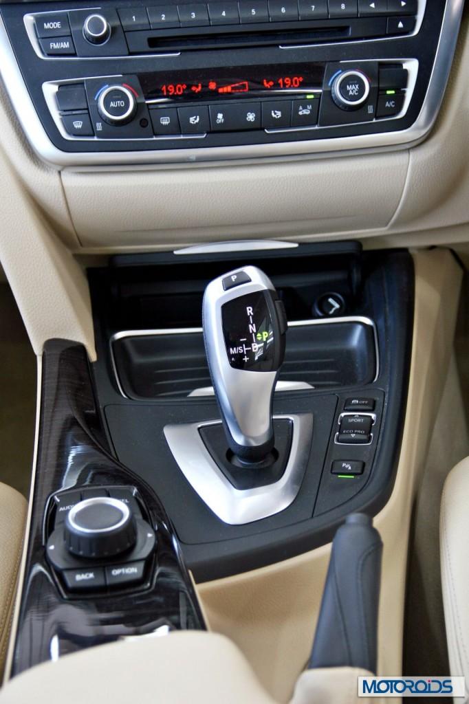 BMW 3 series GT interior (6)