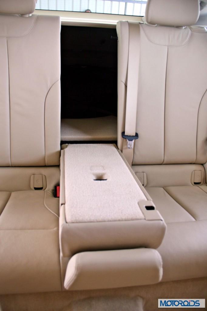 BMW 3 series GT interior (8)