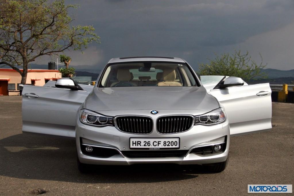 BMW 3 series GT rimless doors (9)