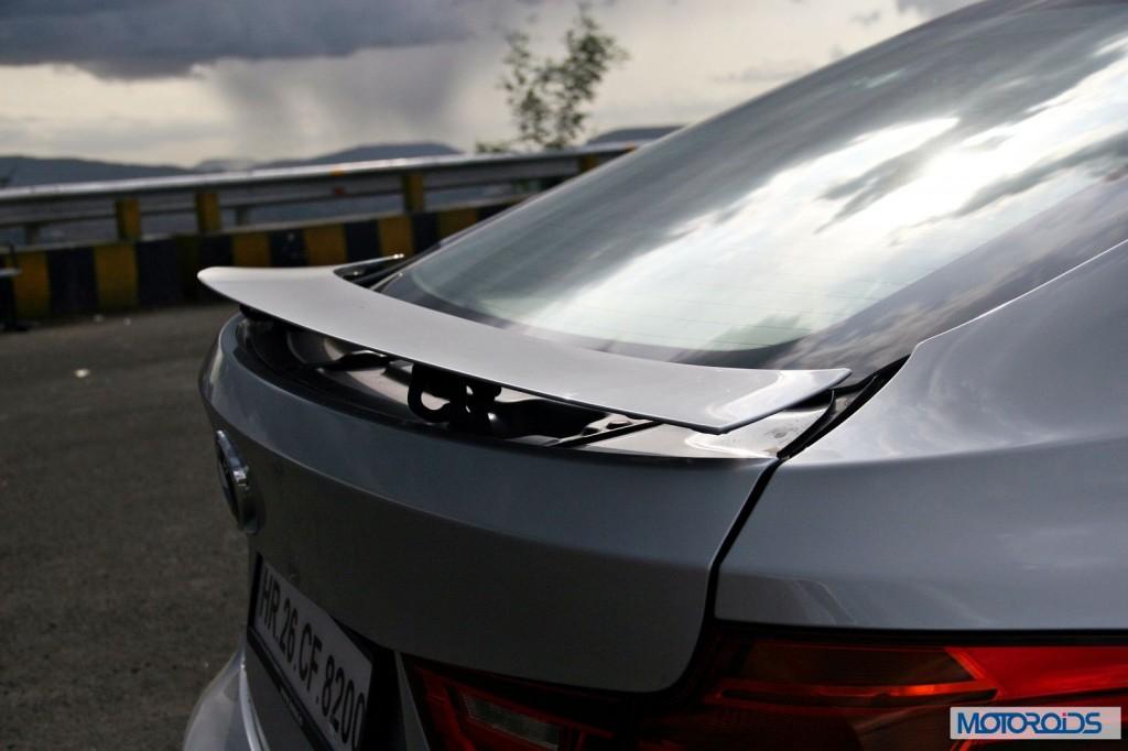 BMW 3 series GT spoiler (1)