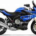 Is this what the BMW S1000F will finally look like?