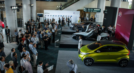 Datsun redi-Go at Annual Shareholders Meeting