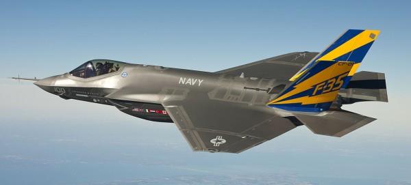 F-35 Lockheed