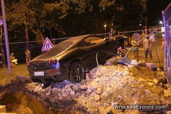 F430 crash2