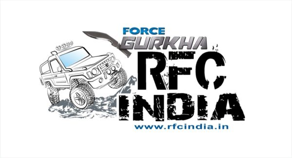 Force Gurkha RFC India Logo