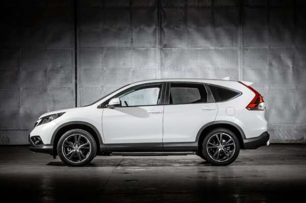 Honda-CR-V-UK