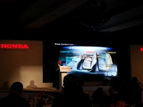 Honda Mobilio Launch (1)