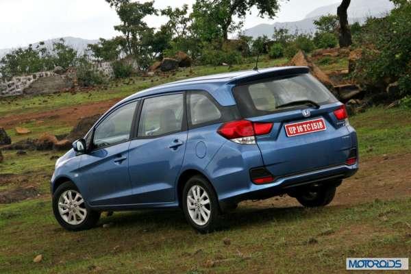 Honda Mobilio MPV India (1)