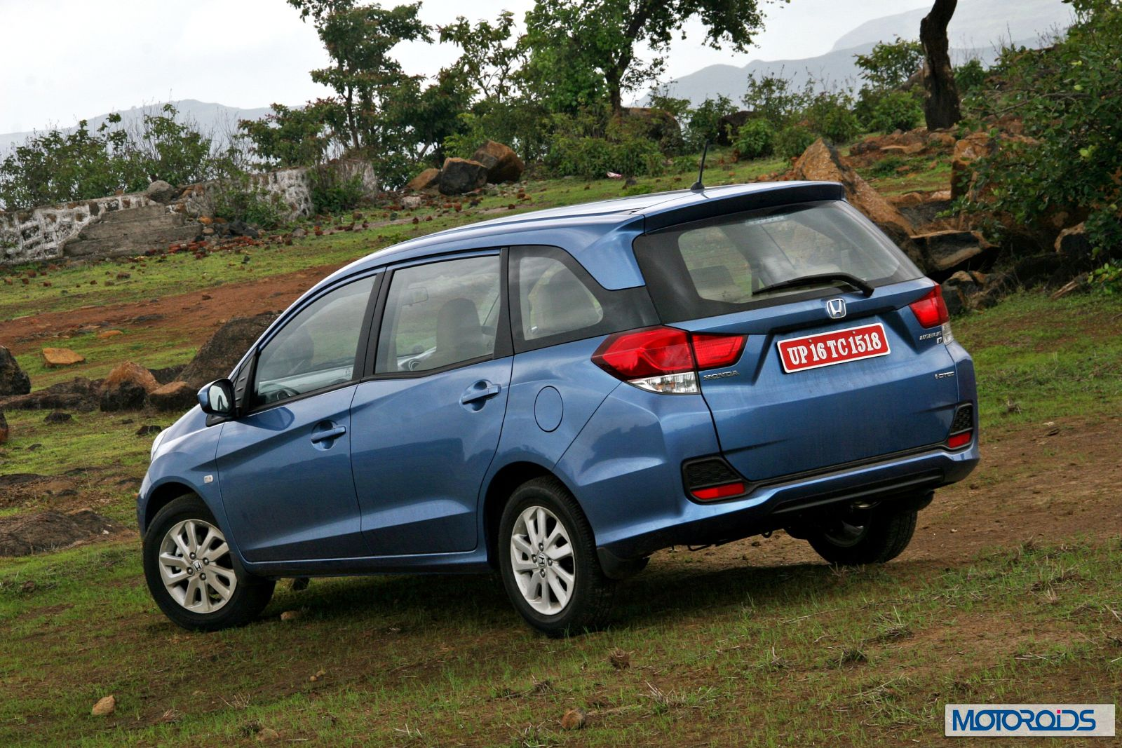 Honda Mobilio Goes Missing From Official Indian Website