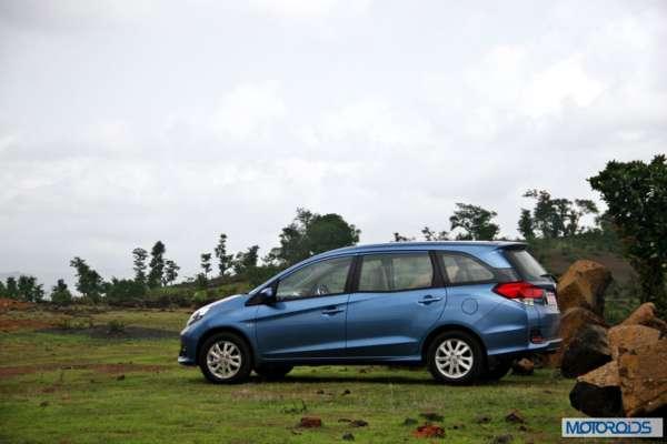 Honda Mobilio MPV India (5)