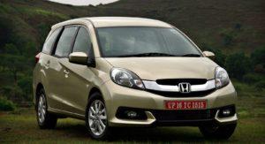 Honda Mobilio front (10)