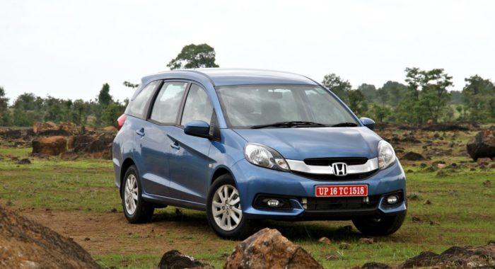 Honda Mobilio 1.5 i-VTEC / 1.5 i-DTEC Review: Evolved Mobility